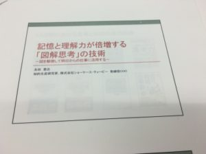 Read more about the article 図を駆使する。 思考をまとめ、思いを伝える技術を学ぶ。