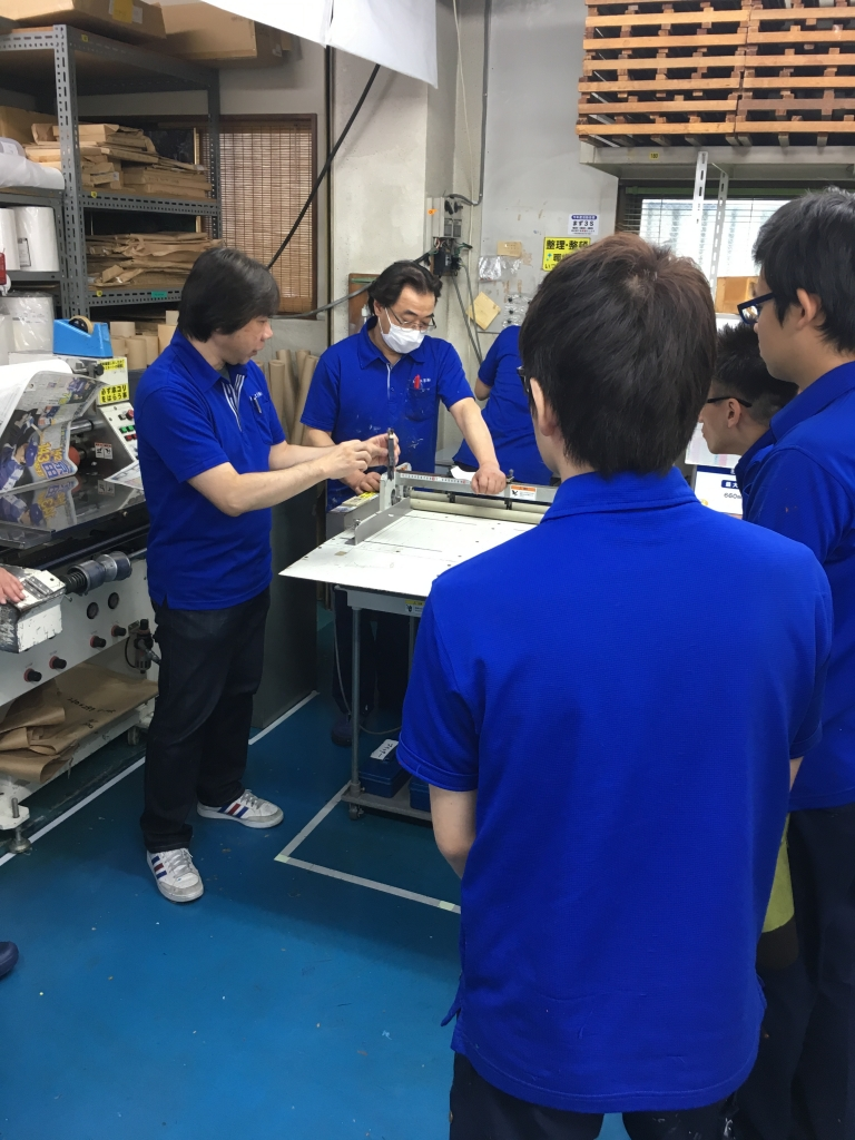 Read more about the article コツや技術の平準化