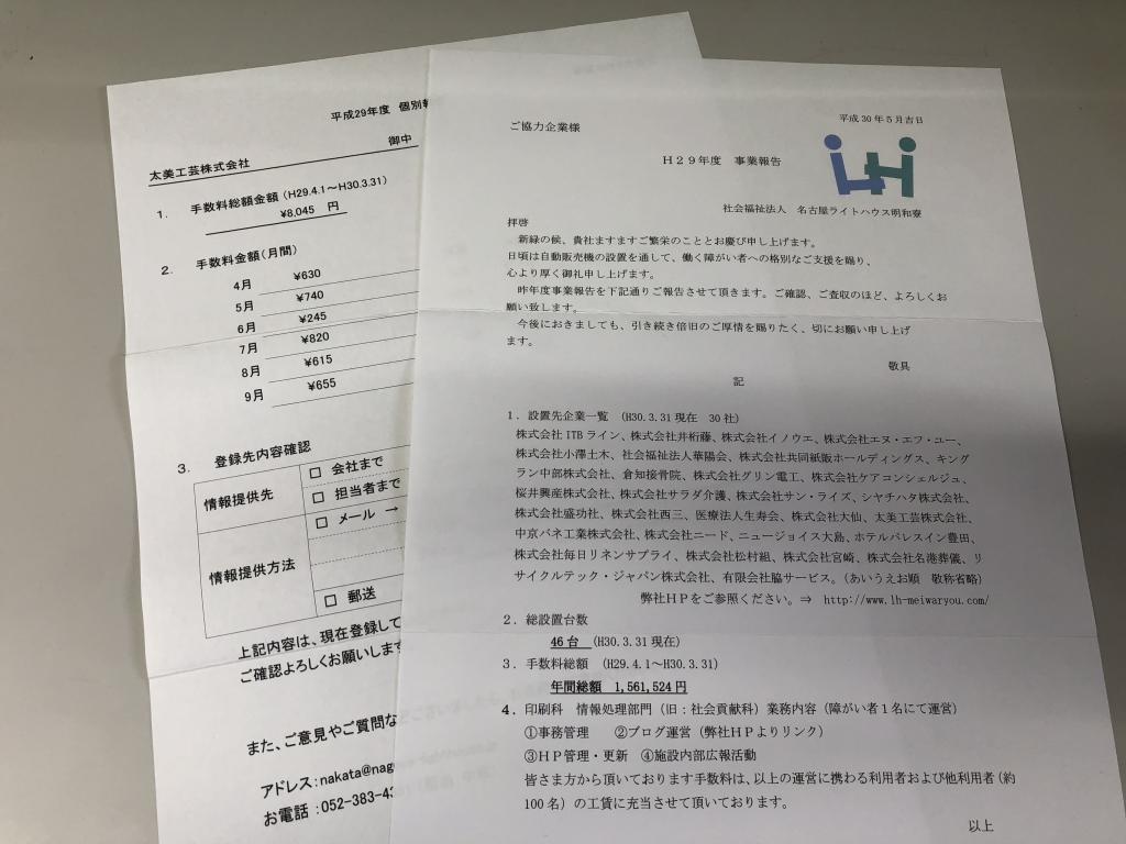You are currently viewing ジュースを買ってください☆彡 福祉施設へのご協力