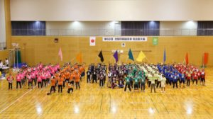 Read more about the article 名古屋と言ったら運動会!? 全国印刷緑友会名古屋大会