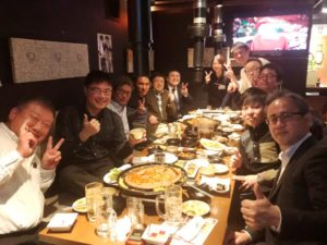 Read more about the article S-CUBE(スクリーン印刷青年会)新年会