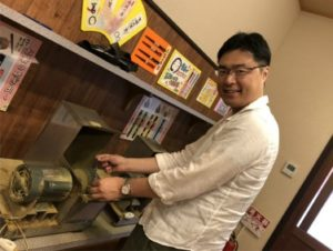 Read more about the article 講演が忘れられず繁盛店へ足を運ぶ 箸匠せいわ