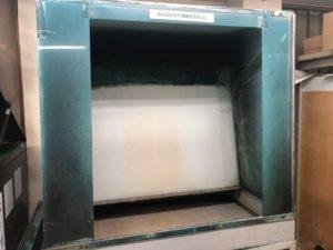 Read more about the article スクリーン印刷で使う製版作業の洗い場を一新しました